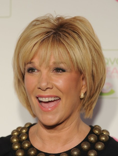 Short Bob Hairstyles Women Over 50