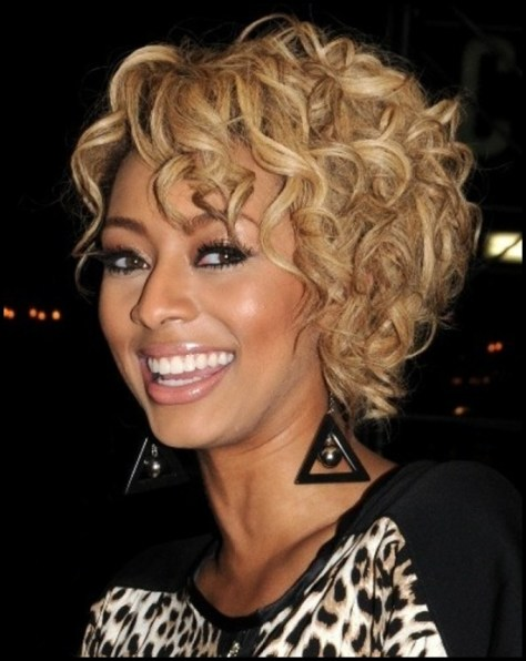Short Curly Hairstyles for Black Woman ..