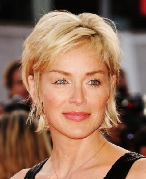 Short Hairstyles for Women Over 50 Fi