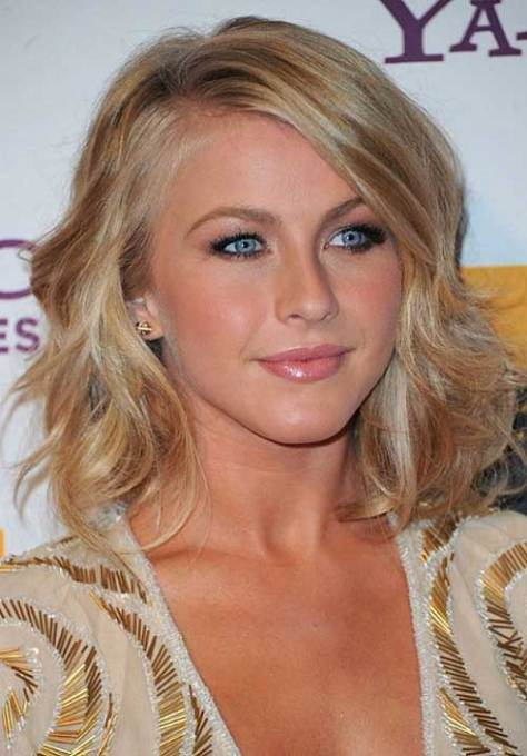 Short Medium Hairstyles 2016