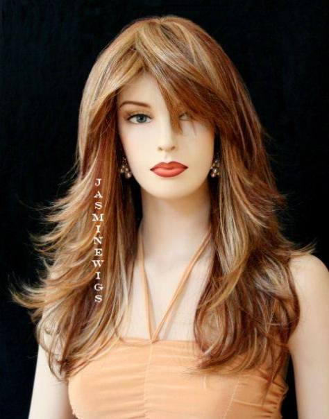 Steps Haircut Hairstyle for Long Hair