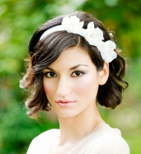 Wedding Hairstyles for Short Hair You Must Love