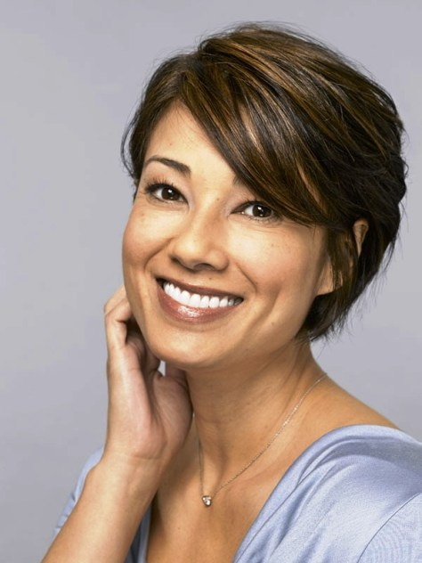 short layered hairstyles for fine hair pictures