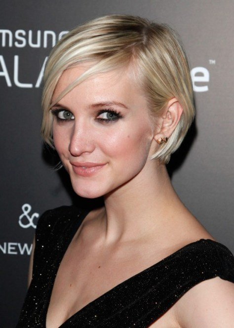 very popular short hairstyle