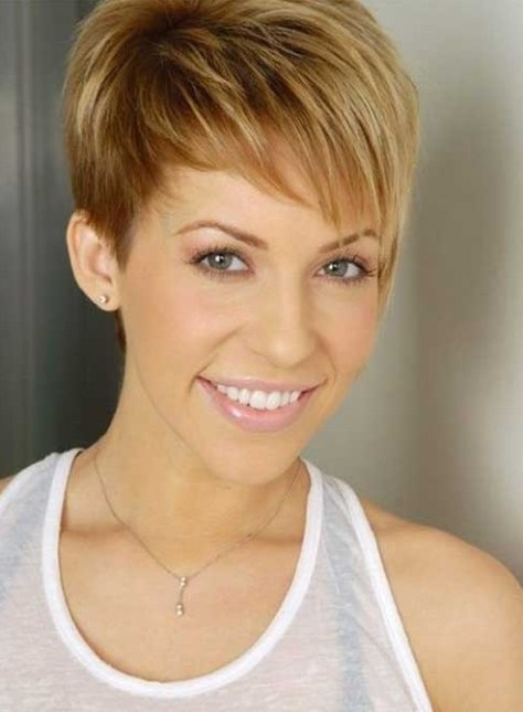 2016 Cute Short Hairstyles for Girls