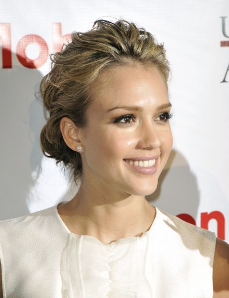 Celebrity Updo Hairstyles for Long Hair