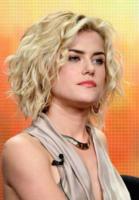 Hairstyles for Short Curly Hair ideas