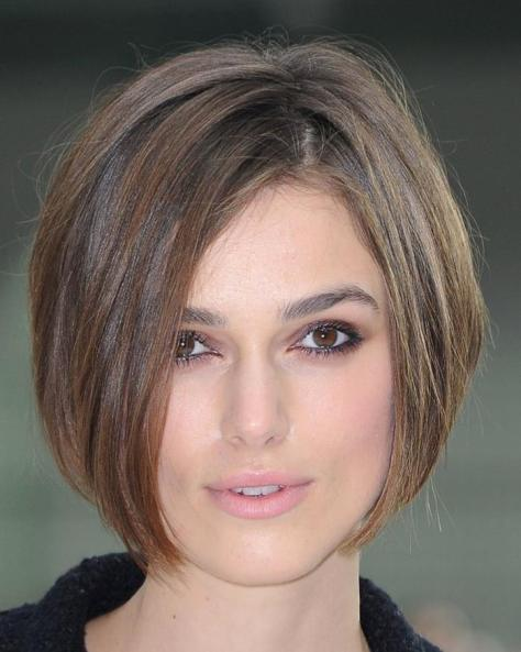 Hairstyles for oval faces ideas
