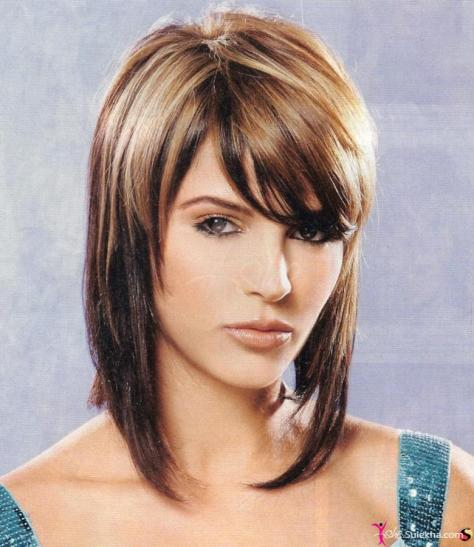 Latest hairstyles for short hair