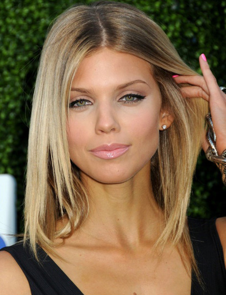 Medium Length Hairstyles Thin Hair