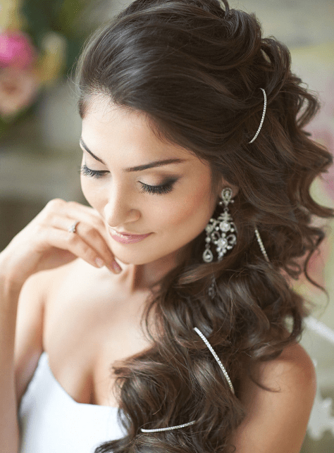 New Wedding Hairstyles to Try