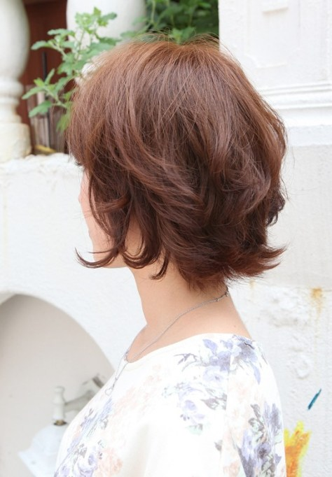 Short Layered Bob Hairstyles for Women