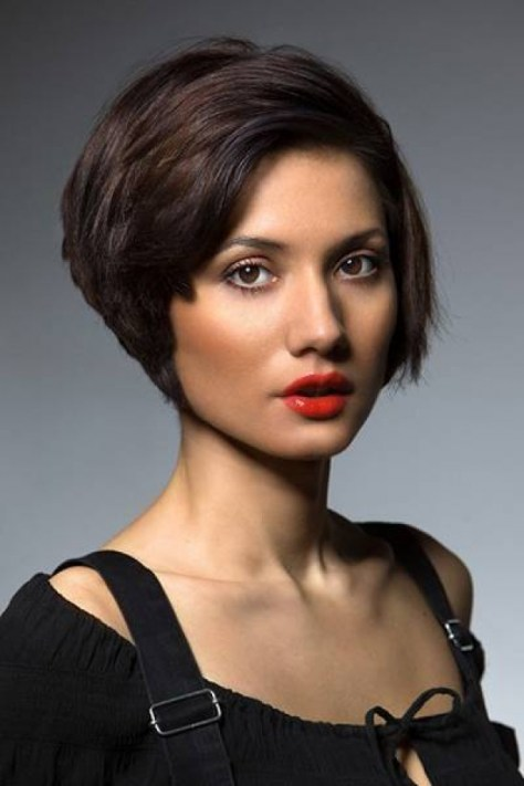 Short Layered Bob Hairstyles ideas