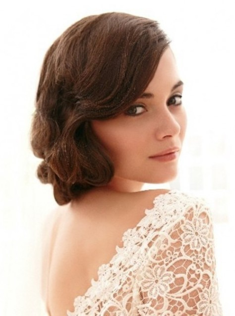 Vintage Hairstyle Wedding Hair