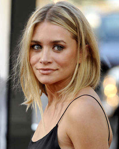 Ashley Olsen Long Hair
