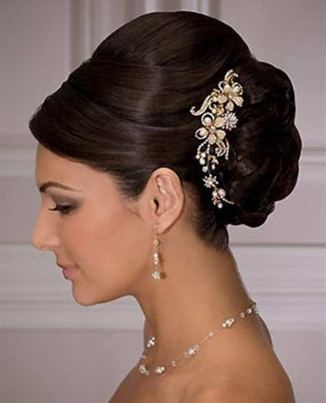 Bridal Hairstyles With Wedding