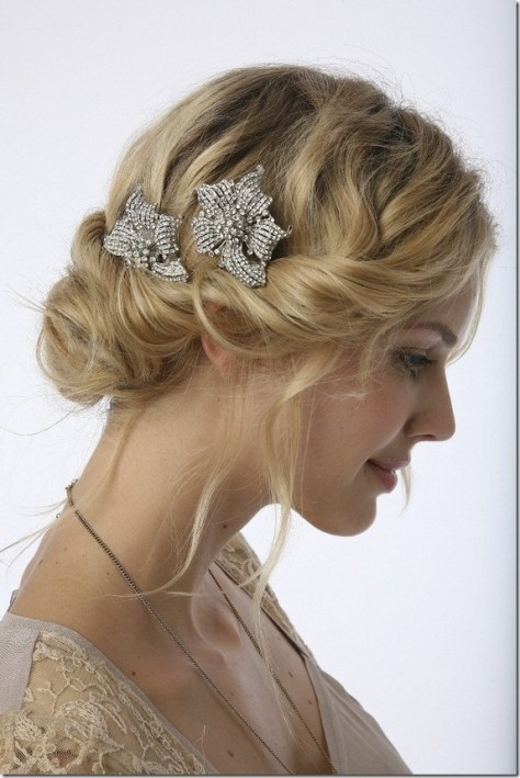 Bridesmaid Short Hairstyles
