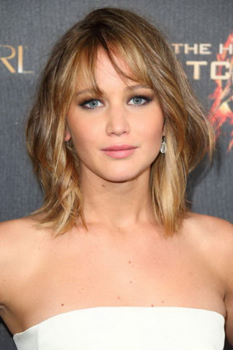 Jennifer Lawrence Hair Color