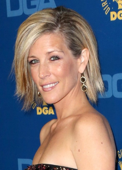 Laura Wright New Haircut