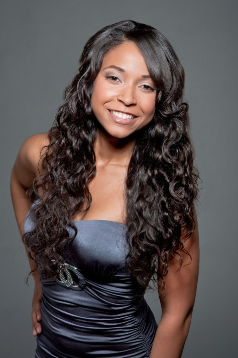 Wavy Weave Hairstyles for Black Women