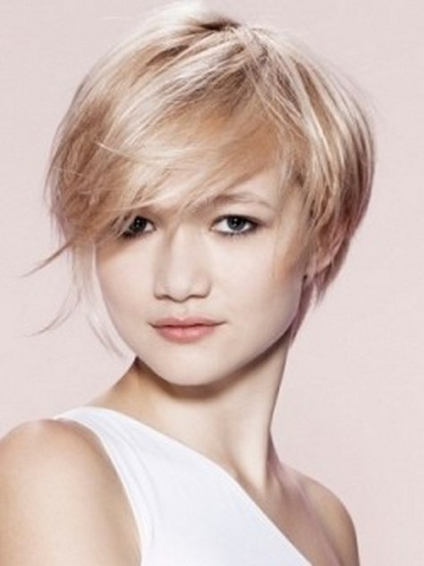 Wispy Short Hairstyles 2016