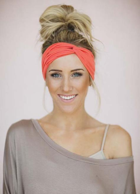 gym hairstyles for long hair