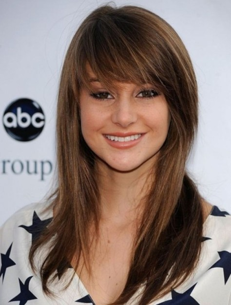 medium length hairstyles for teens