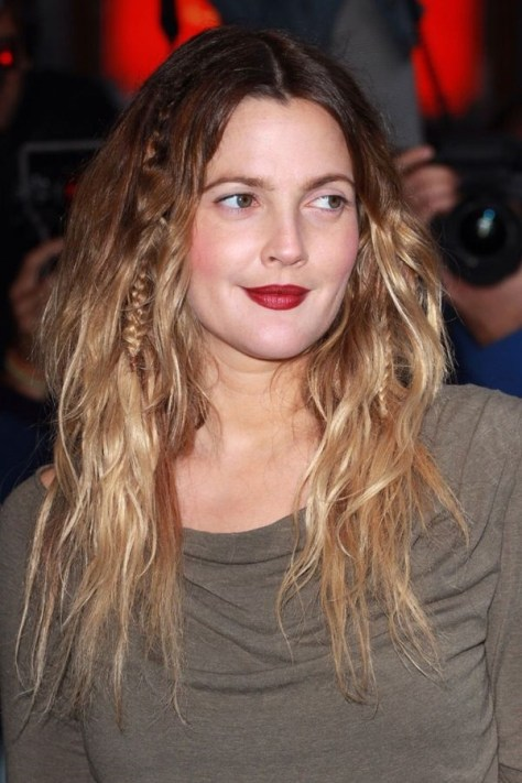 hippie hairstyles for long hair