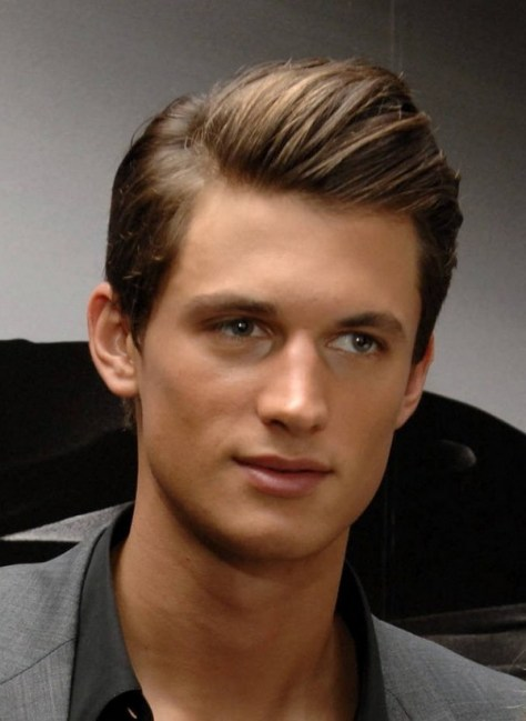 prom hairstyles for men
