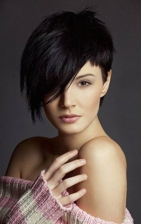funky medium length hairstyles