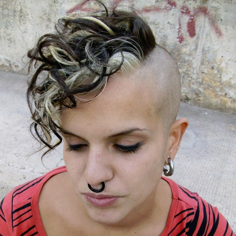 crazy short hairstyles