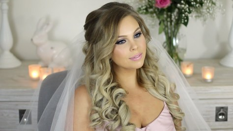 wedding hairstyles princess