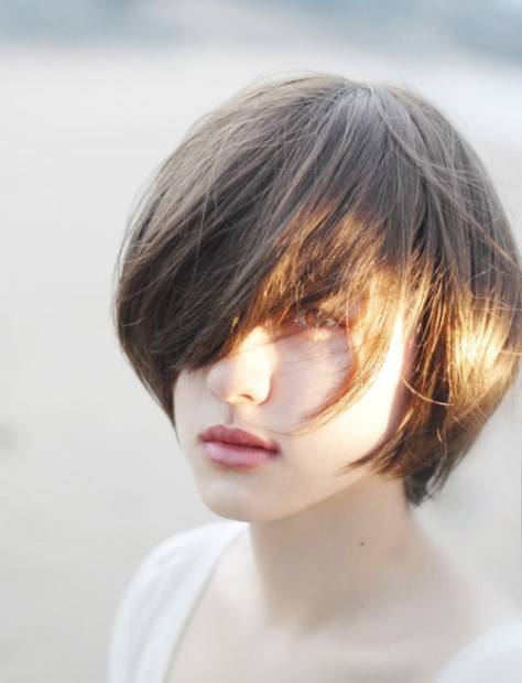 korean short hairstyles