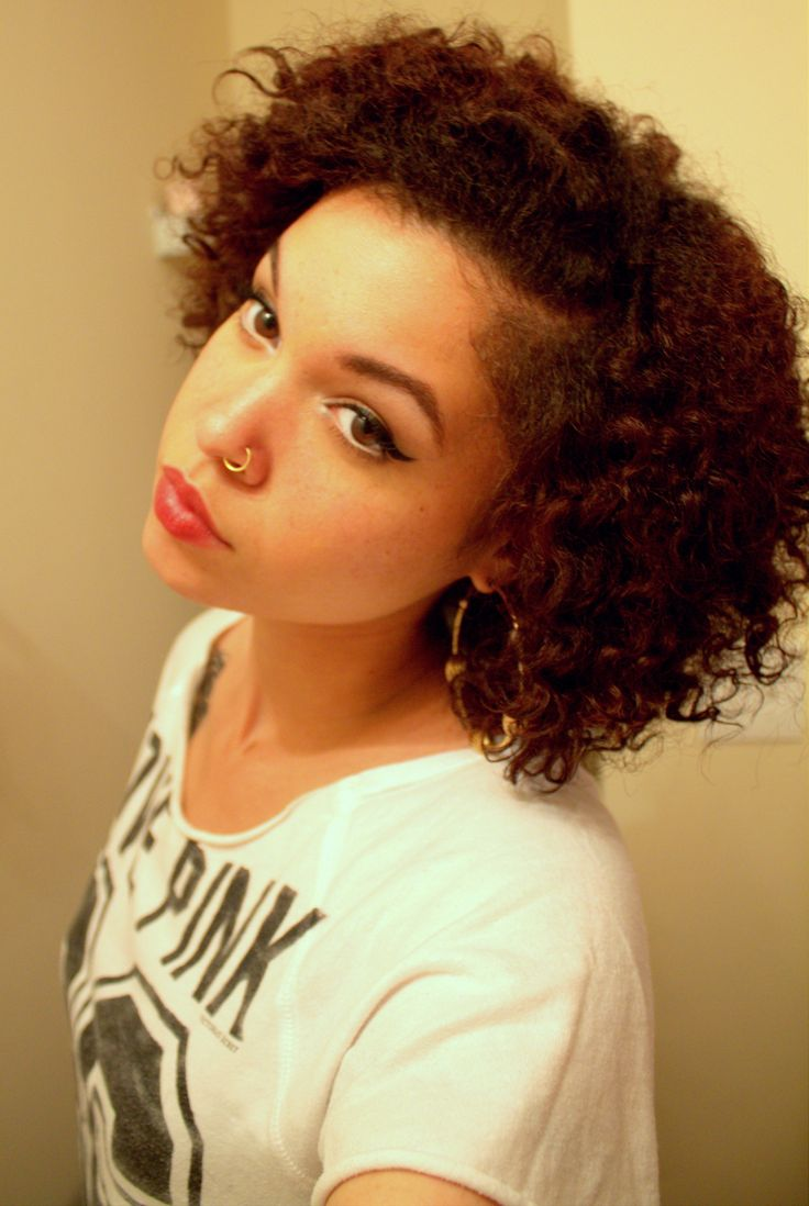 Important Inspiration 36 Hairstyles For Short Curly Mixed Girl Hair