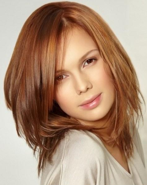 medium hairstyles for teens