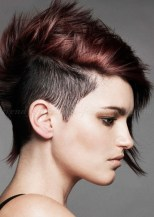 Women's Undercut Hairstyles