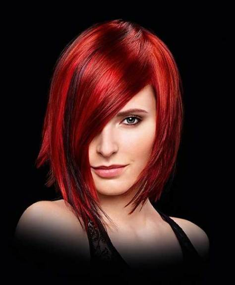 100 Medium Red Hairstyles For Women To Look Red Hot Fave