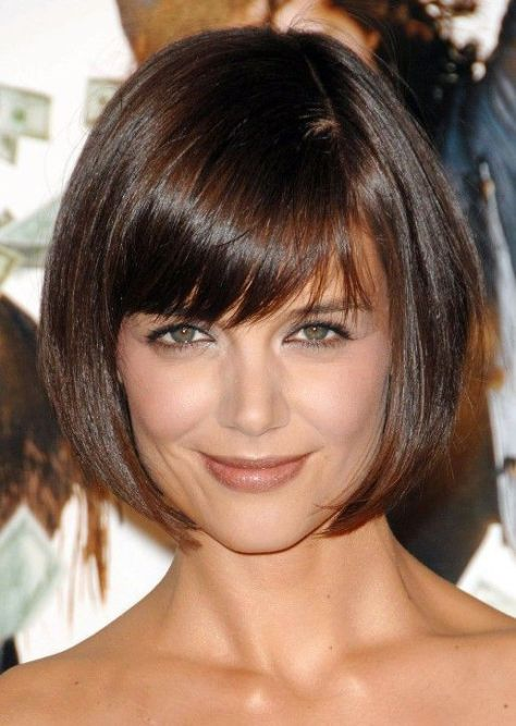 Deeply-Tapered Short Haircut with a Curved Line
