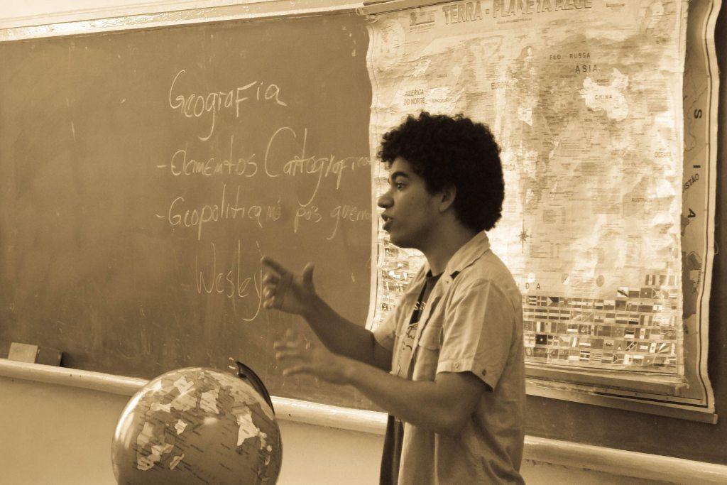 Geografia, reflexão e ação em nossa realidade