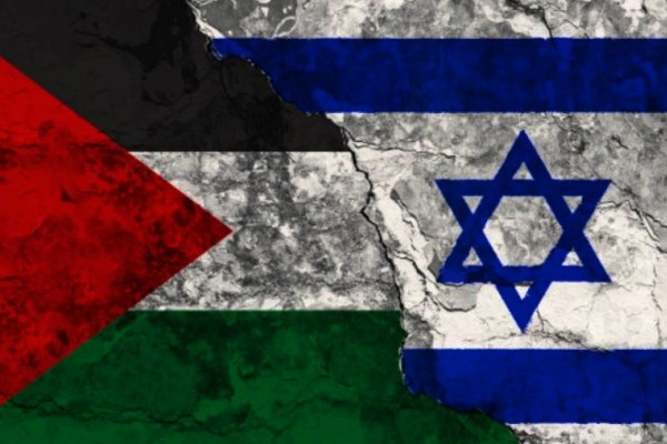 Israel, um país colonial