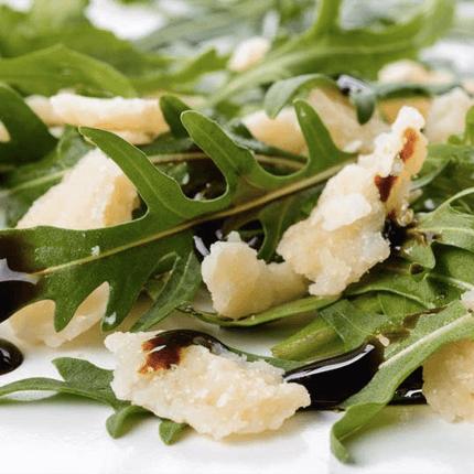 Salad Parmesan Balsamic