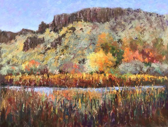 Buena Vista Butte by Steve Bennett