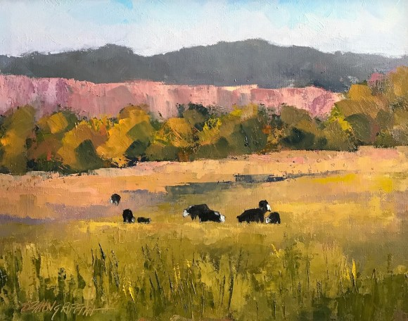 Grazing in Paradise by Bonnie Griffith