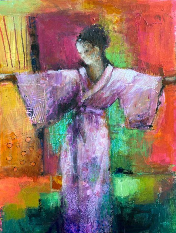 Kimono Love by Barbara Enochian
