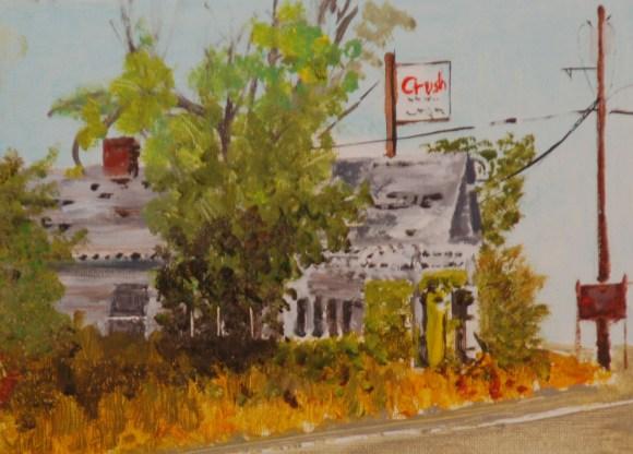 Orange Crush by Ron Raasch