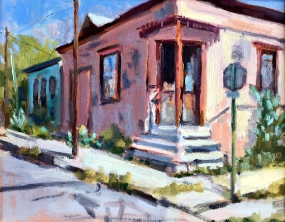Tucson Color by Chuck Prudhomme