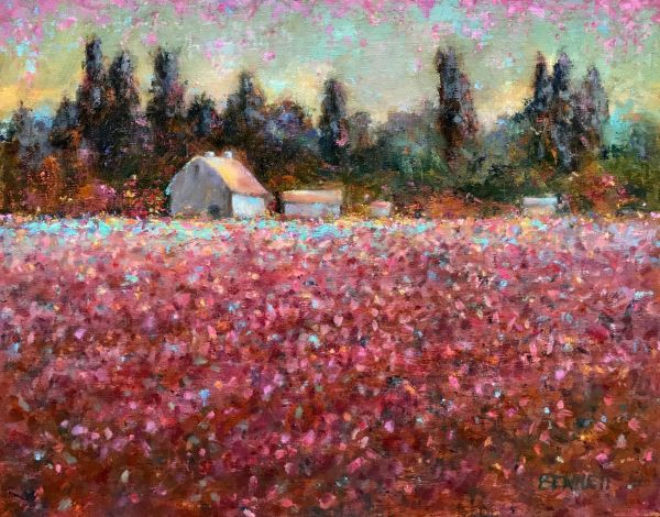 Tulip Farm by Sue Bennett