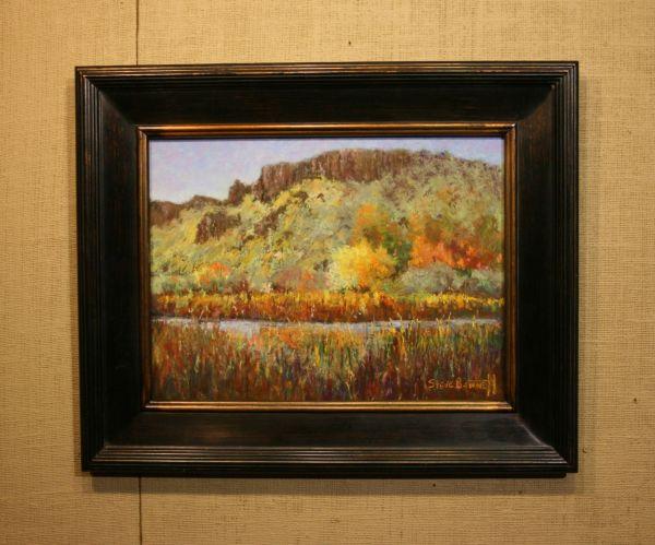 (Frame) Buena Vista Butte by Steve Bennett