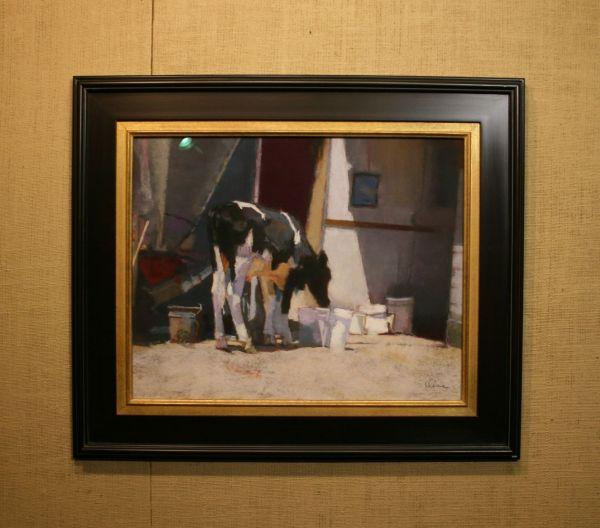 (Frame) Half and Half by Ilene Gienger-Stanfield