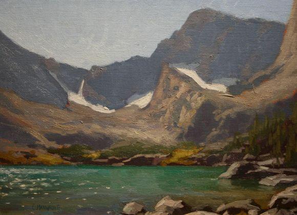 High of the Rockies by Chris Manwaring